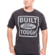 Ford® Tough Short-Sleeve Tee - Big & Tall