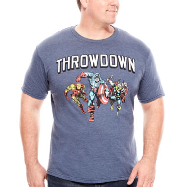 jcpenney.com | Mad Engine Short-Sleeve Throw Down Tee - Big & Tall