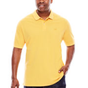 Dockers® Short-Sleeve Pique Polo Shirt - Big & Tall