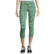 City Streets® Cropped Performance Leggings