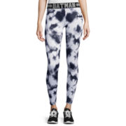 Bio World Batman Logo Tie-Dye Performance Joggers