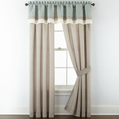 jcpenney.com | Home Expressions™ Willow 2-Pack Curtain Panels
