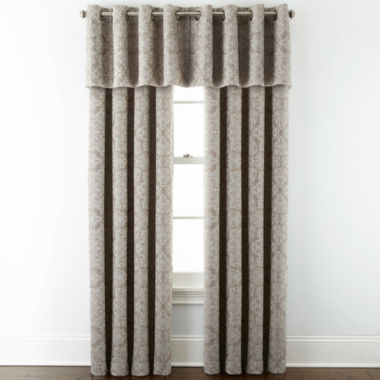 jcpenney.com | JCPenney Home™ Addison Blackout Grommet-Top Window Treatments