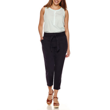 jcpenney.com | Liz Claiborne® Stripe Tank Top or Cropped Pants