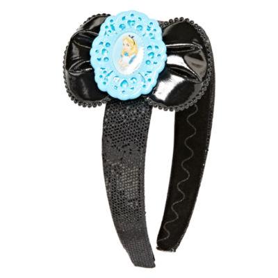 Disney Alice Cameo Bow Headband - Girls