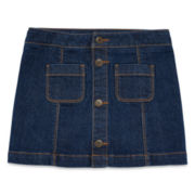 Arizona Denim Skort - Girls 7-16