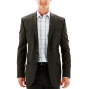 Claiborne® Gray Twill Jacket