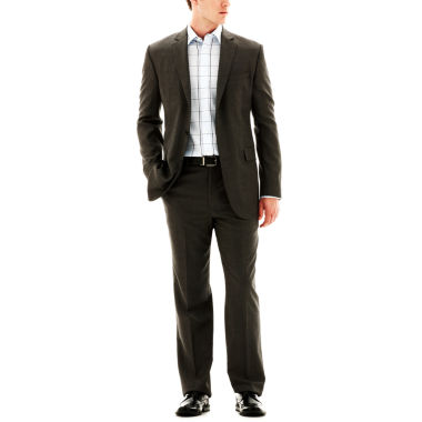 jcpenney.com | Claiborne Gray Twill Suit Separates