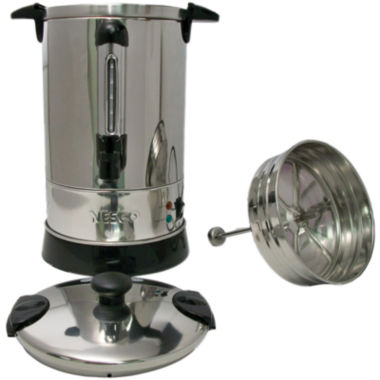 jcpenney.com | Nesco® 30-Cup Stainless Steel Coffee Urn