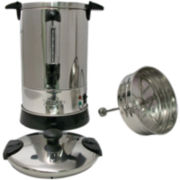Nesco® 30-Cup Stainless Steel Coffee Urn