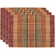 Park B. Smith Sumatra Set of 4 Placemats