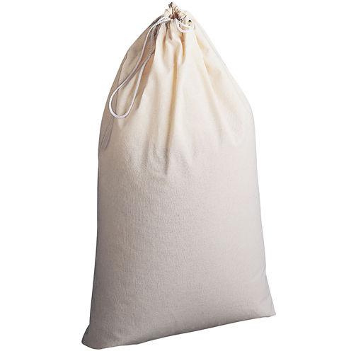 Household Essentials® Cotton Laundry Bag