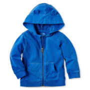 Joe Fresh™ Bear Hoodie - Boys 3m-24m