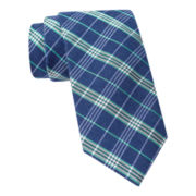 Stafford Taffy Plaid Tie