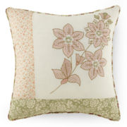 Home Expressions Callista Square Decorative Pillow