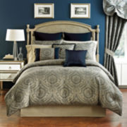 Croscill Classics® Colton 4-pc. Jacquard Comforter Set & Accessories