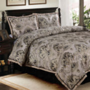 Essex Jacquard Comforter Set