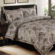 Essex Jacquard Comforter Set