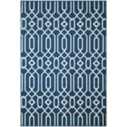 Momeni® Baja Scroll Indoor/Outdoor Rectangular Rug