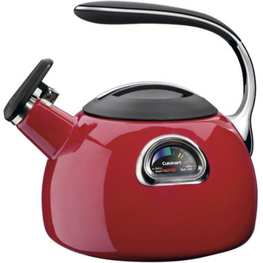 jcpenney.com | Cuisinart® Perfect Temp Whistler Tea Kettle