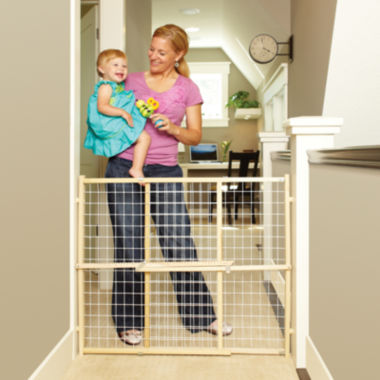 jcpenney.com | North States™ Extra-Wide Wire Mesh Gate