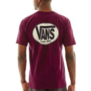 Vans® Classic Oval Graphic Tee
