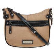 St. John's Bay® Compass Crossbody Bag