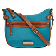 St. John's Bay® Compass Crossbody Bag