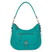 St. John's Bay® Outback Hobo Bag