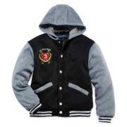 U.S. Polo Assn.® Insulated Fleece Boys Jacket – Boys 8-20