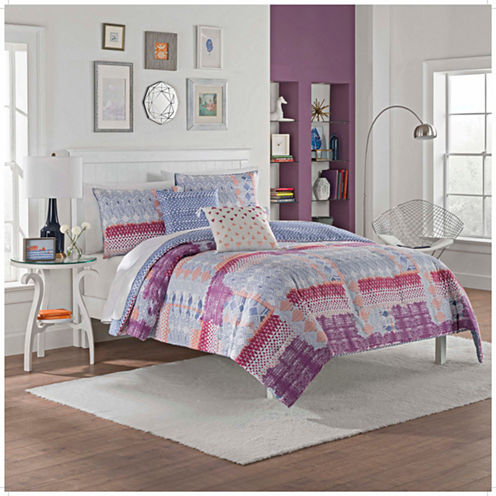 Vue Tassa 5-pc. Reversible Comforter Set