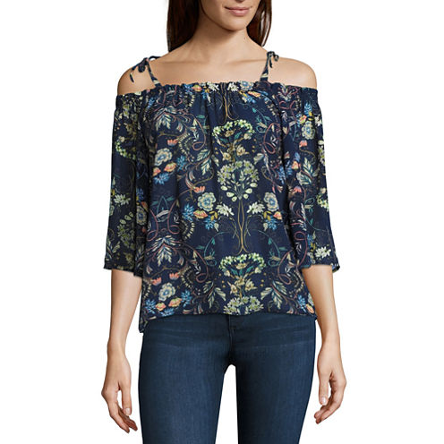 Buffalo Jeans Off The Shoulder Top