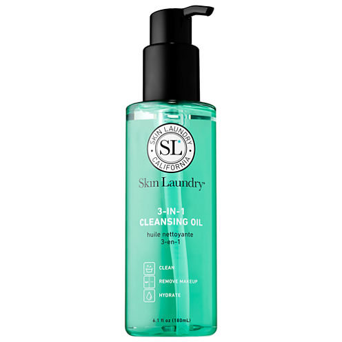 Skin Laundry 3-In-1 Cleansing Oil