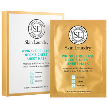 jcpenney.com | Skin Laundry Wrinkle Release Neck & Chest Sheet Mask