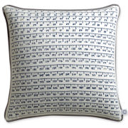 Design by Conran Measuring Tape Square Decorative Pillow