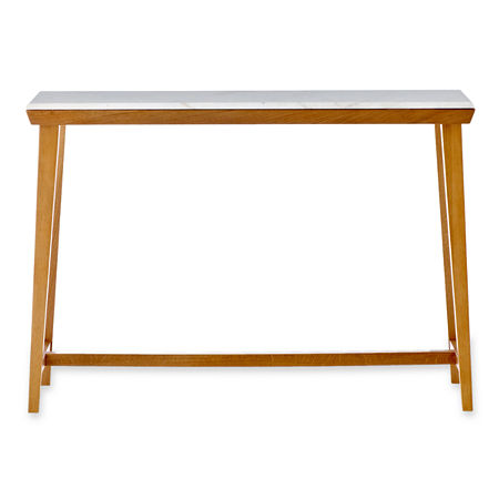 Design by Conran Marbled Console Table