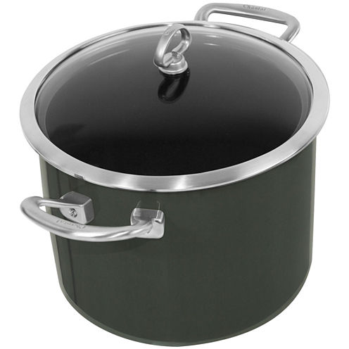 Chantal® Copper Fusion® 8-qt. Covered Stock Pot