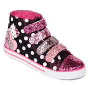 Hello Kitty® Girls High-Top Sneakers