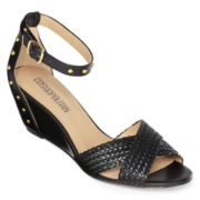 Cosmopolitan Valentine Wedge Sandals