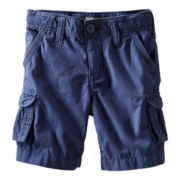 OshKosh B'gosh® Woven Cargo Shorts - Boys 5-7