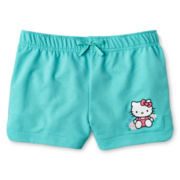 Hello Kitty Shorts - Girls 4-16