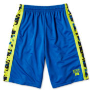 Nike® Action Sports Flat-Front Shorts - Boys 8-20