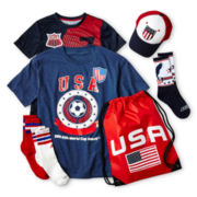 One World One Sport USA Collection - Boys