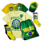 One World One Sport Brazil Collection - Boys