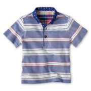 Baker by Ted Baker Scooter Short-Sleeve Piqué Polo - Boys 2-6