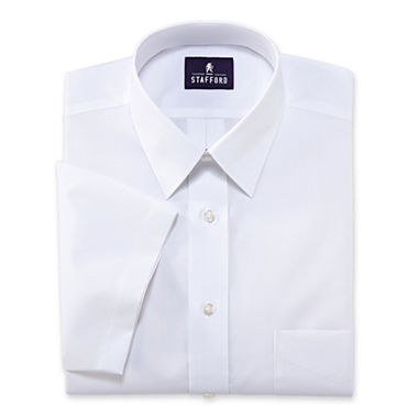 Stafford Performance Wrinkle Free Dress Shirt