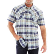 i jeans by Buffalo Morengo Short-Sleeve Shirt-Big & Tall