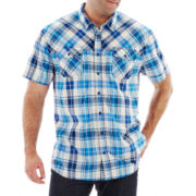 i jeans by Buffalo Murphy Short-Sleeve Shirt-Big & Tall
