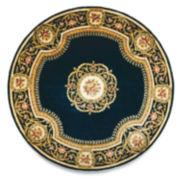 Momeni® Atlantis Hand-Carved Wool Round Rugs