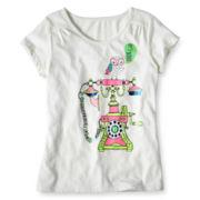 Arizona Graphic Tee - Girls 6-16 and Plus